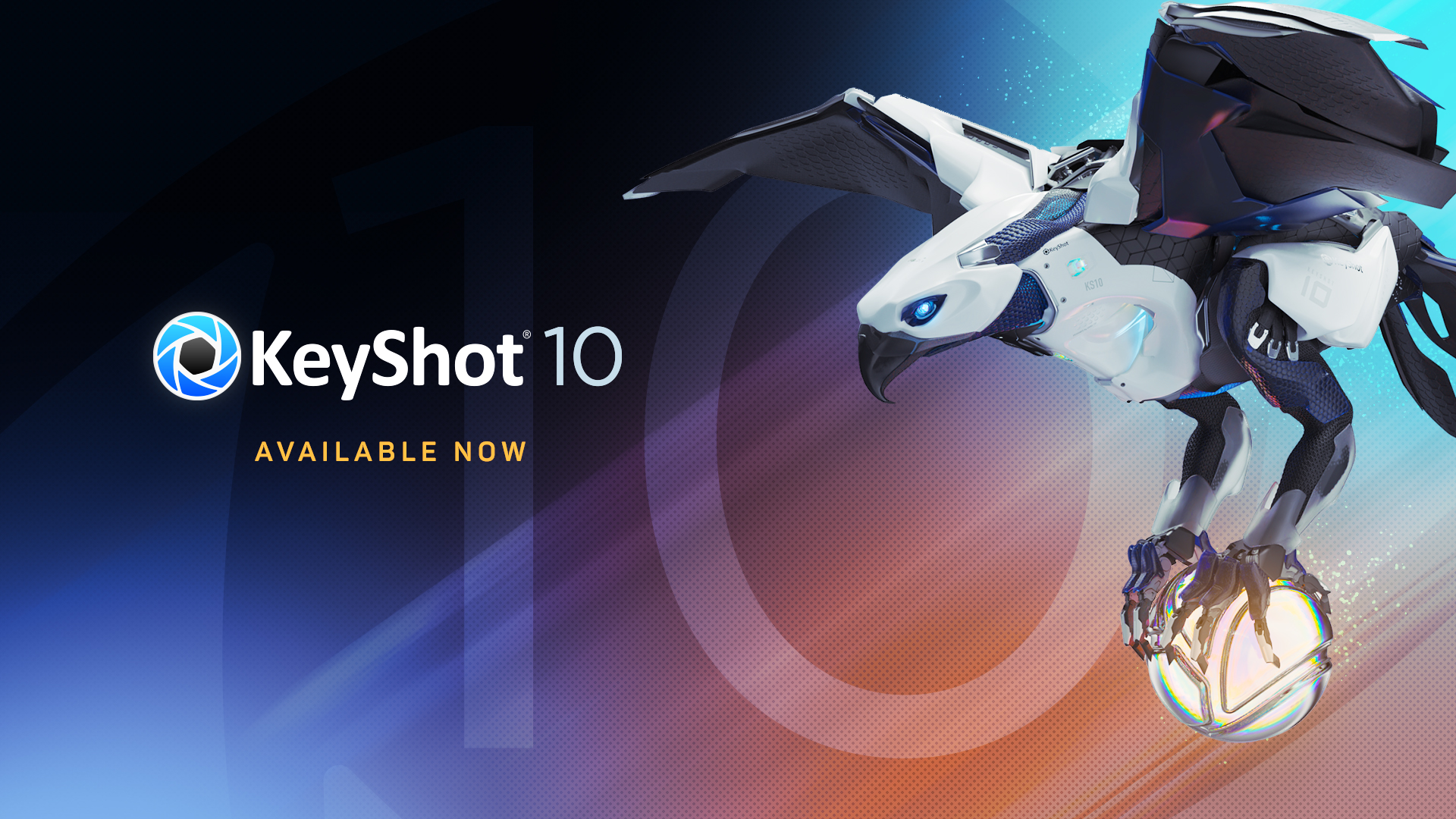 KeyShot 10 is available now